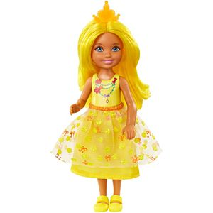 Barbie™ Dreamtopia Yellow Rainbow Cove™ Chelsea Sprite Doll