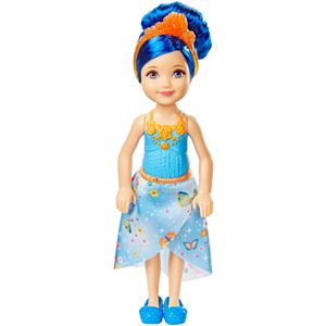 Barbie™ Dreamtopia Blue Rainbow Cove™ Chelsea Sprite Doll