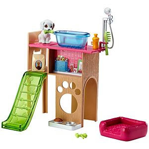 Barbie® Pet Station & Puppy Playset