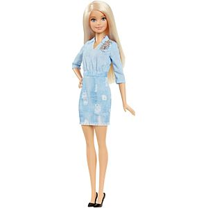 Barbie® Fashionistas® Doll 49 Double Denim Look - Original 52a4ff40a