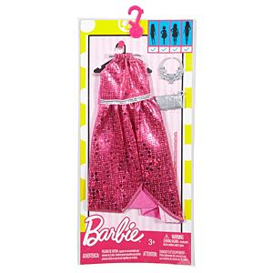 Barbie® Complete Look Fashion Pack - Pink Starry Print