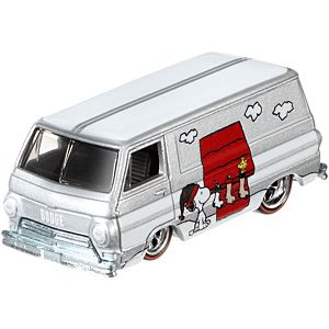 Hot Wheels® Peanuts® Dodge A100 Vehicle