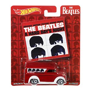 Hot Wheels® The Beatles Dairy Delivery