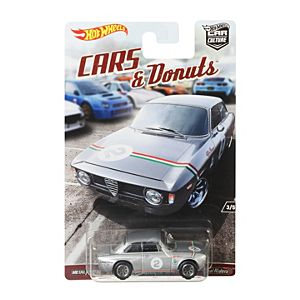 Hot Wheels® Alfa Romeo Giulia Sprint GTA Vehicle