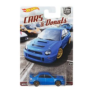 Hot Wheels® Subaru Impreza WRX Vehicle