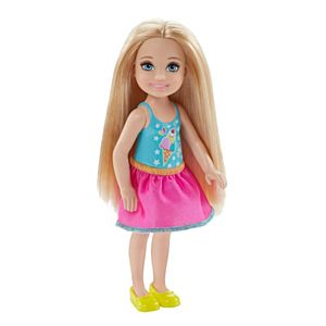 Barbie® Club Chelsea™ Movie Night Doll