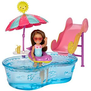 Barbie® Club Chelsea™ Doll and Pool