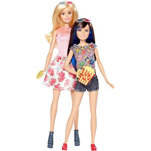 Barbie® & Skipper® Dolls 3D Movie Pack