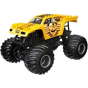 Hot Wheels® Monster Jam® Maximum Destruction® Vehicle