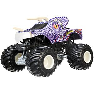 Hot Wheels® Monster Jam® Jurassic Attack Vehicle