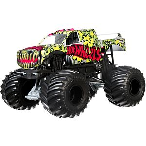 Hot Wheels® Monster Jam® Team Hot Wheels™ Firestorm Vehicle