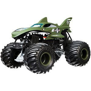 Hot Wheels® Monster Jam® Shark Shock™ Vehicle