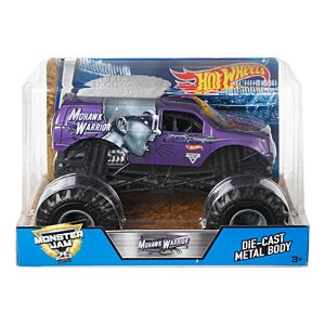 Hot Wheels® Monster Jam® Mohawk Warrior Vehicle