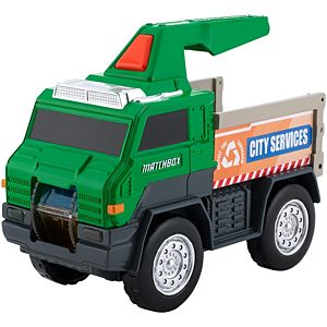 Matchbox™ Utility Truck Vehicle With Flashlight