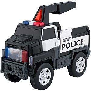 Matchbox™ Police Truck Vehicle With Flashlight