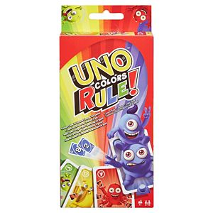 UNO® Colors Rule