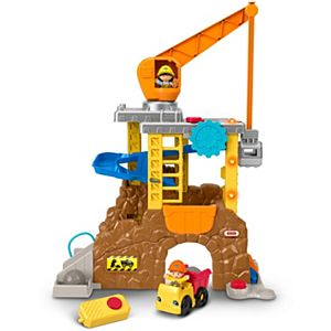 Little People® Work Together Construction Site