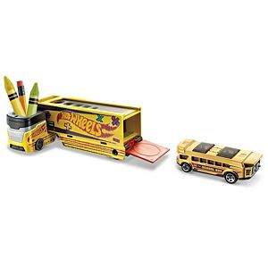 Hot Wheels® Super Rigs Pencil Pusher Vehicle