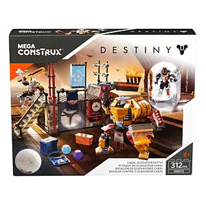 Mega Construx™ Destiny® Cabal Bruiser Battle Building Set