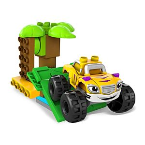 Mega Bloks® Blaze™ Stripes'™ Jungle Stunt