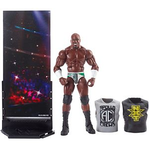 WWE® Elite Collection™  Apollo Crews™ Action Figure