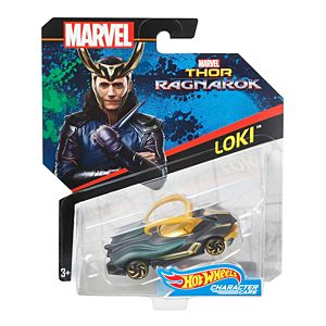 Hot Wheels® Marvel™ Loki™, vehicle