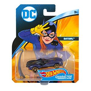 Hot Wheels™ DC Universe™ Batgirl™ Vehicle