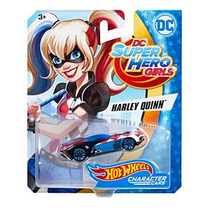 Hot Wheels® DC™ Super Hero™  Harley Quinn™ Character Car