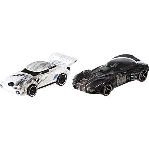 Hot Wheels® Star Wars™ Stormtrooper™ & Death Trooper™ Character Car 2-Pack