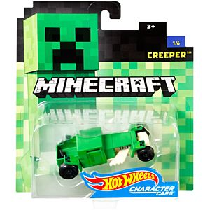 Minecraft® Hot Wheels® Creeper™ Vehicle