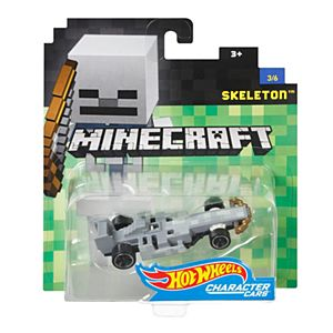 Minecraft® Hot Wheels® Skeleton™ Vehicle