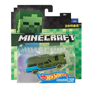Minecraft® Hot Wheels® Zombie™ Vehicle