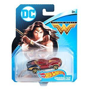 Hot Wheels®  DC Wonder Woman Vehicle