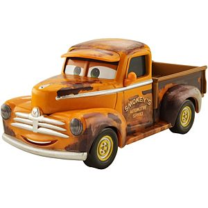 Disney•Pixar Cars 3 Smokey Vehicle