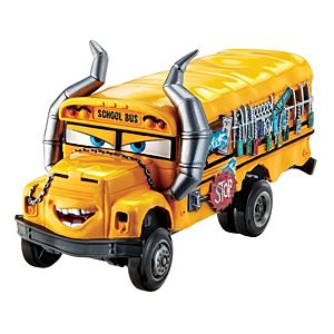 Disney•Pixar Cars 3 Deluxe Miss Fritter Vehicle