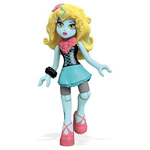 Mega Bloks® Monster High® Lagoona Blue™ Doll
