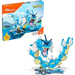 Mega Construx™ Pokemon™ Gyarados Buildable Figure