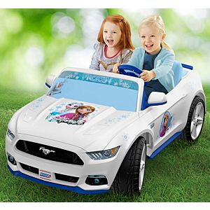 Power Wheels® Smart Drive™ Disney Frozen Ford Mustang