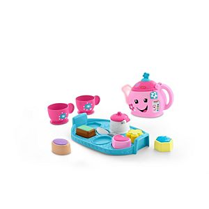 Laugh LearnR Sweet Manners Tea Set