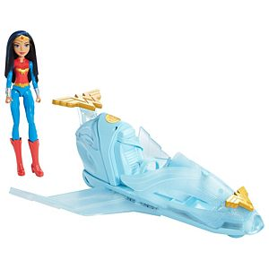 DC Super Hero Girls™ Wonder Woman™ & Invisible Jet Dolls