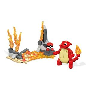Mega Construx™ Pokemon™ Charmeleon Buildable Figure