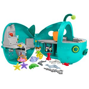 Octonauts™ Midnight Zone Gup-A