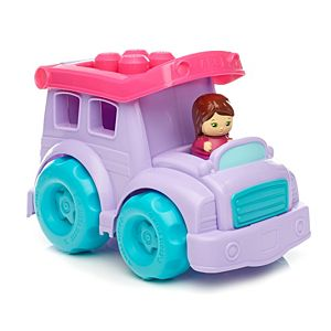 Mega Bloks® School Bus (Purple)
