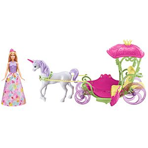 Barbie™ Dreamtopia Sweetville Carriage
