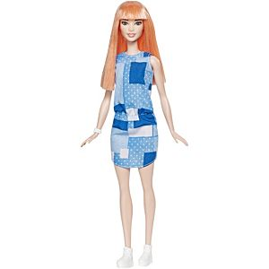 Barbie® Fashionista® Doll 60 Patchwork Denim – Original
