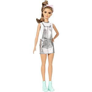 Barbie® Fashionista® Doll 62 Sweet For Silver – Petite