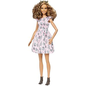 Barbie® Fashionista® Doll 67 Cactus Cutie – Tall