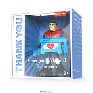 Fisher-Price® Thank You Heroes Special Edition EMT Figure