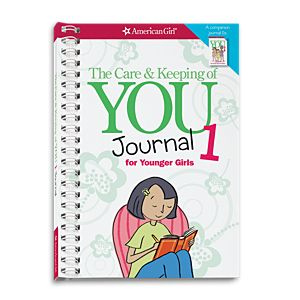 The Care & Keeping of You 1 Journal