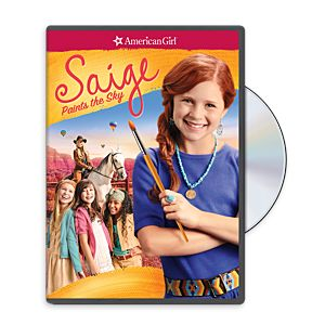 Saige Paints the Sky DVD